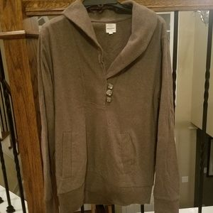 Brown Banana Republic Sweatshirt